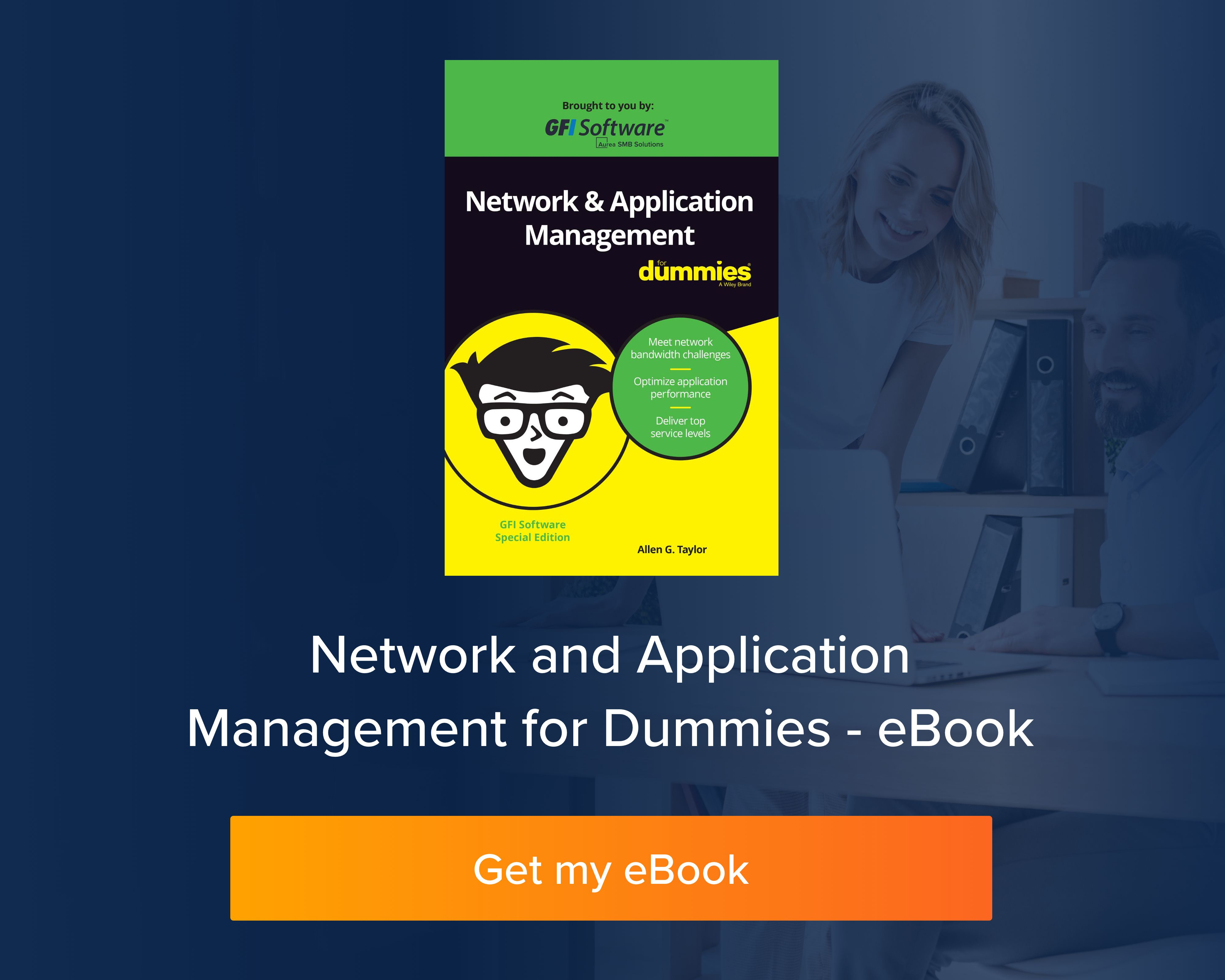 exinda Network and Application Management for Dummies - eBook